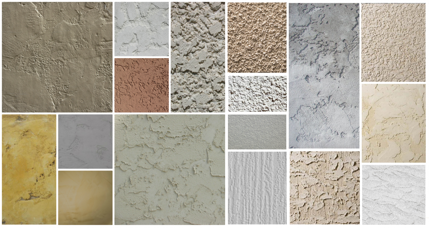 Stucco Types & Styles