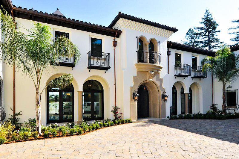 Spanish Style Home with Stucco Exterior